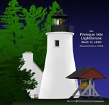 Night Lights: Lighthouses