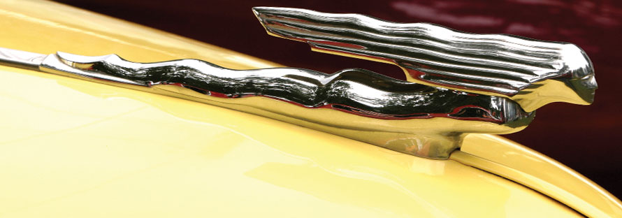 Classic Car Hood Ornaments and Emblems